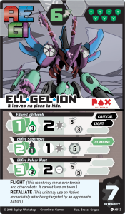 ELL-GEL-ION New Art