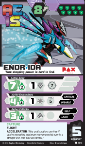 ENDR-IDA New Art