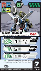 SSM 8000 New Art