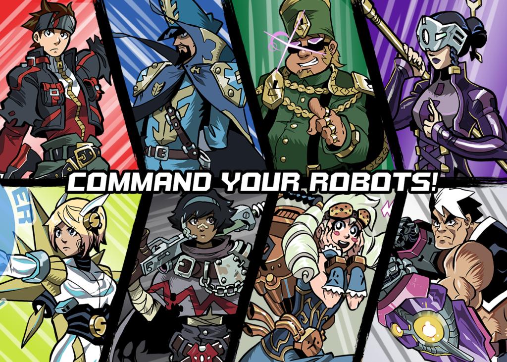 Big Commander Banner