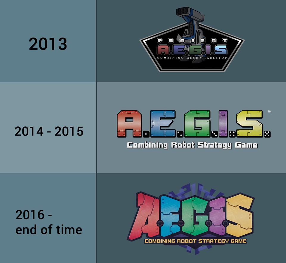 aegis logo history