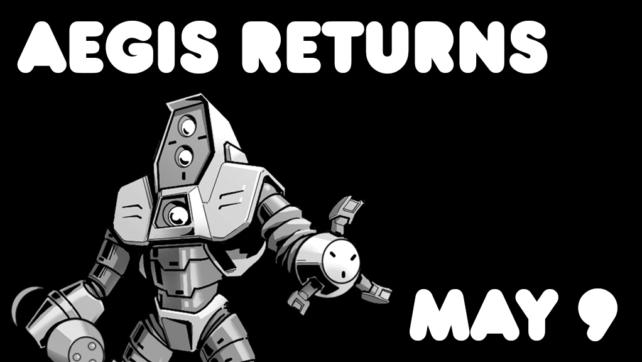 AEGIS - Returning to KS May 9th